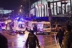فیلم/مهاجم استانبول اینگونه کشتار را شروع کرد