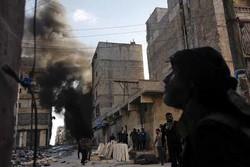 الدمار هدية الارهاب للسوريين/فيديو