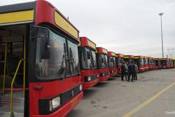 محل ایستگاه  سه خط اتوبوس درون شهری سنندج تغییر کرد