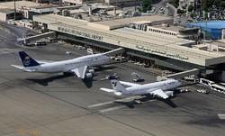 """اكثر من 4600 رحلة قادمة ومغادرة في مطار """"الامام الخميني"""" الدولي خلال عطلة نوروز"""
