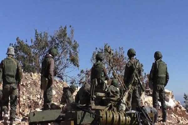 الجيش السوري وحلفائه نفذوا عملية برية في وادي بردى