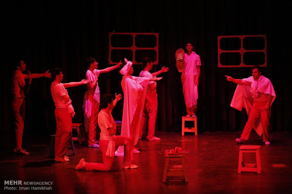 روز چهارم جشنواره تئاتر کودک و نوجوان