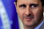 فیلم/بشار اسد و خانوادهاش در جشن سال نو میلادی
