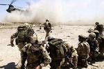 ۹ نظامی انگلیسی در نجران عربستان کشته شدند