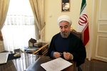 Rouhani felicitates Madagascar National Day