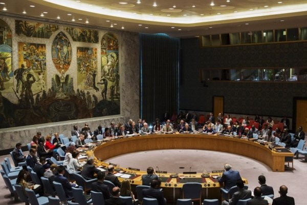 UNSC members propose resolution on reported chemical attacks in Syria