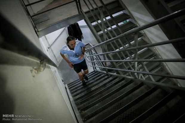 """""""Uluslararası Merdiven Tırmanma Yarışması"""""""