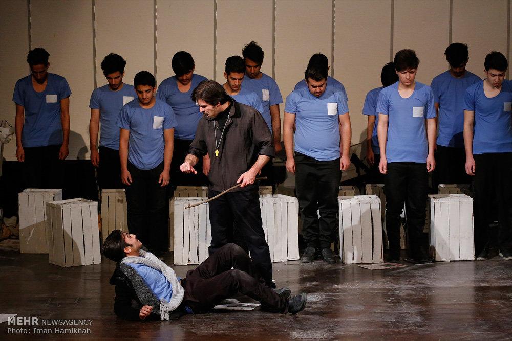 روز پنجم جشنواره تئاتر کودک و نوجوان