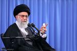 دیدار مقام معظم رهبری با مسئولان و میهمانان کنفرانس وحدت اسلامی
