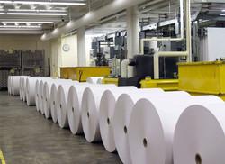 تولید کاغذ