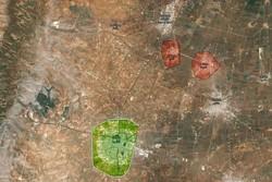 خروج آلاف الأشخاص من كفريا والفوعة بالتزامن مع استكمال إتفاق خروج المسلّحين من حلب