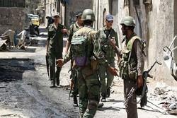 عملیات ضد تروریستی ارتش سوریه در «دیرالزور»