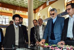 جشن میلاد پیامبر اسلام در لارستان فارس