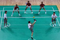 تیم سپک تاکرای بانوان قم نایب قهرمان کشور شد
