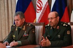 Iran's attendance in Moscow security confab