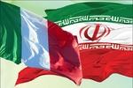 Italy first EU trade partner of Iran