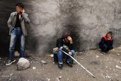 دستگیری معتادان
