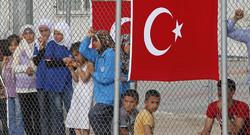 Turkish gendarmes capture over 180 illegal migrants