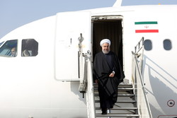Pres. Rouhani due in Oman, Kuwait Wed.