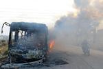 واژگونی اتوبوس در ایتالیا جان ۱۶ دانش آموز را گرفت