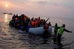 غرق شدن ۵۲۵ مهاجر در دو ماه ابتدایی سال۲۰۱۷ در دریای مدیترانه
