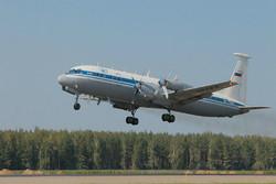 یک هواپیمای روسی با ۳۹ سرنشین در سیبری سقوط کرد