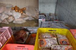 ۳۷ هزار کیلوگرم مواد خام دامی غیر بهداشتی در استان همدان معدوم شد