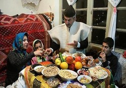 خارجیها یلدا را چگونه جشن میگیرند؟