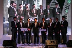 جشنواره کشوری سرود رضوی در لار برگزار شد