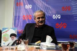 بازدید امیر قادری معاون هماهنگی امور عمرانی استاندار کردستان از دفتر خبرگزاری مهر کردستان