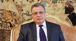 Andrey Karlov Russian Ambassador to Turkey
