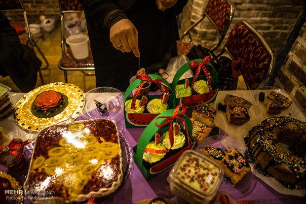 İran'da Yelda Gecesi alışverişi başladı