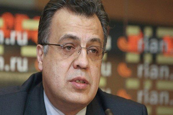 Rusya'nın Ankara Büyükelçisine silahlı saldırı