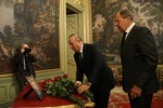VIDEO: Cavusoglu, Lavrov bilateral meeting in Moscow