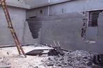 فیلم/بیمارستان صحرایی داعش در شهر سرت لیبی