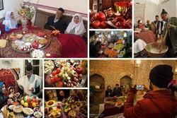 مهر یلدا مهمان خانههای ایرانی/ امشب به فضای مجازی نه بگوییم