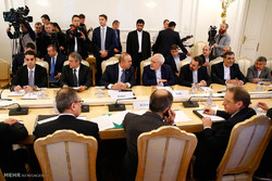 Moscow trilateral meeting