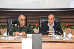نشست ستاد اقتصاد مقاومتی شهرستان ابوموسی