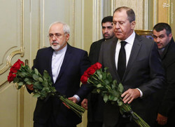 Zarif expresses full support for Russia in terror fight