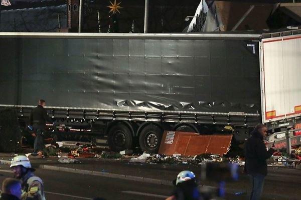 60 قتيلا وجريحا جراء عملية دهس وسط العاصمة الالمانية برلين