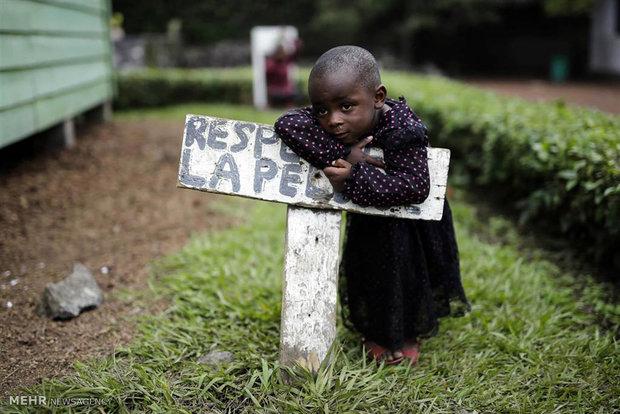 Kongo'da 50 toplu mezar bulundu