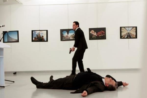 Former Nusra Front claims responsibility for Russian ambassador's assassination