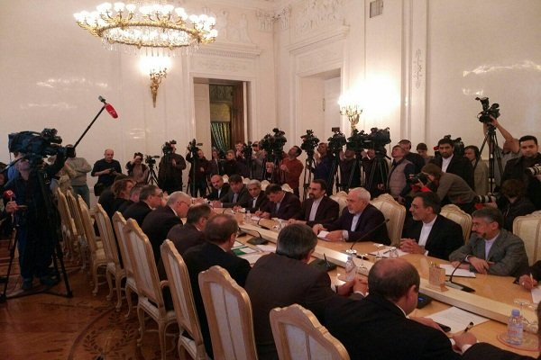Russian, Turkish FMs holding meeting in Moscow