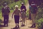 گام های آهسته در سنین پیری نشانه بیماری قلبی است