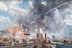 انفجار مروع في سوق للألعاب النارية في المكسيك يودي بحياة 29 شخصا