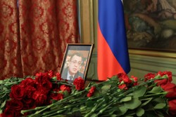 Who benefits from assassination of Russian Ambassador?