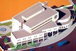 کتابخانه مرکزی ایلام بعد از ۱۵ سال افتتاح شد