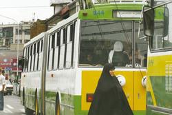 تنها ۸ دستگاه اتوبوس برقی فعال است