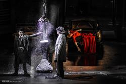 """مسرحية """"مي سي سي بي"""" على خشبة طهران /صور"""