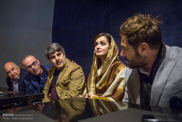 2313805 - عکس های نشست خبری فیلم سلام بمبئی با حضور گلزار و دیامیرزا